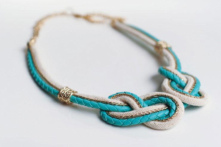 Knotty handmade jewelry
