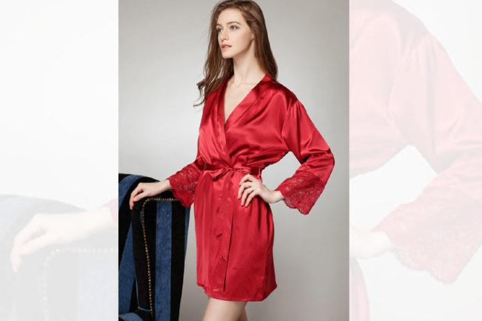 Silky Robe