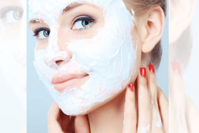 Highly effective weekly face masks