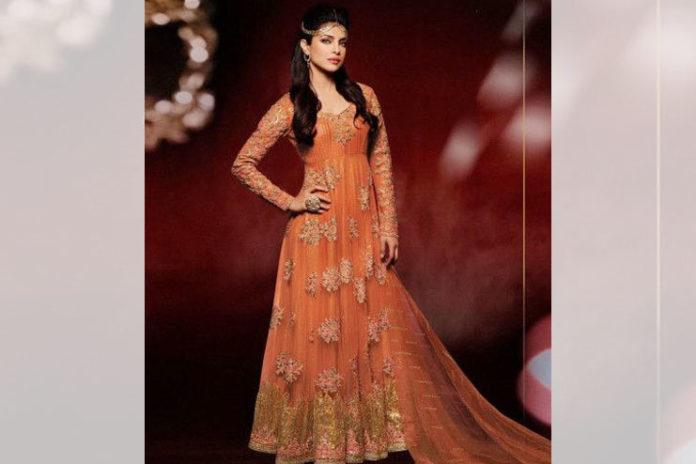 Anarkali party wear