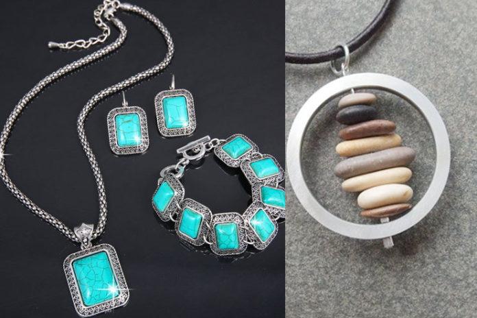 Stone Jewelries