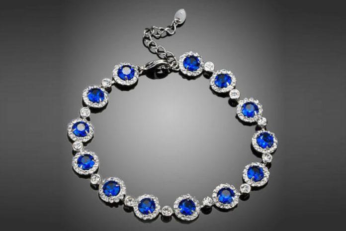 Gemstone jewelries