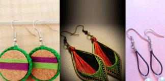 Handmade Earring Ideas