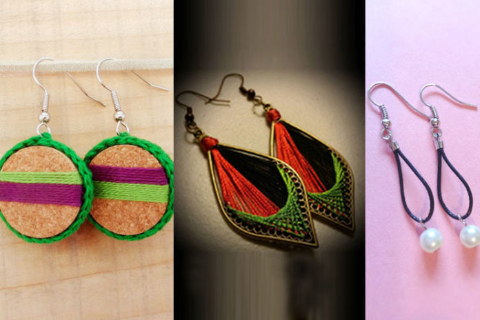 Handmade Earring Ideas