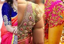 Bridal Designer Blouses