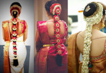 Bridal Floral Hairstyles