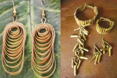Bamboo Fashion Jewelry