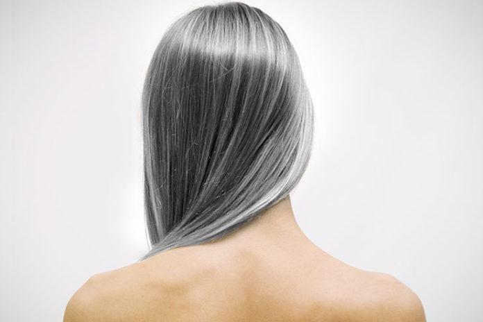 Reduces Hair graying