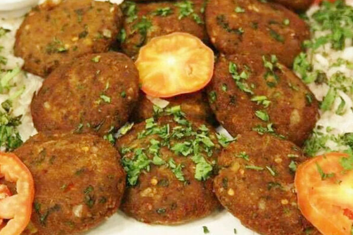 Shami Kebab from Uttar Pradesh