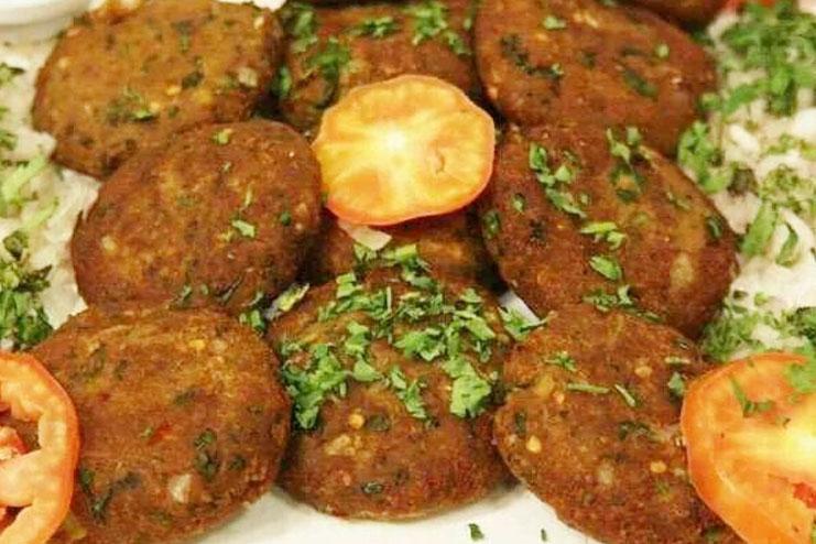 Shami Kebab from Uttar Pradesh