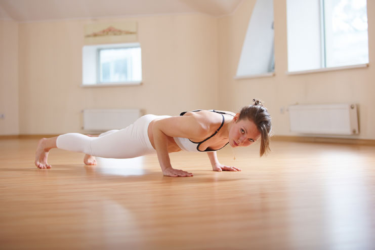 Fat Burning Yoga Workout For Healthy Living