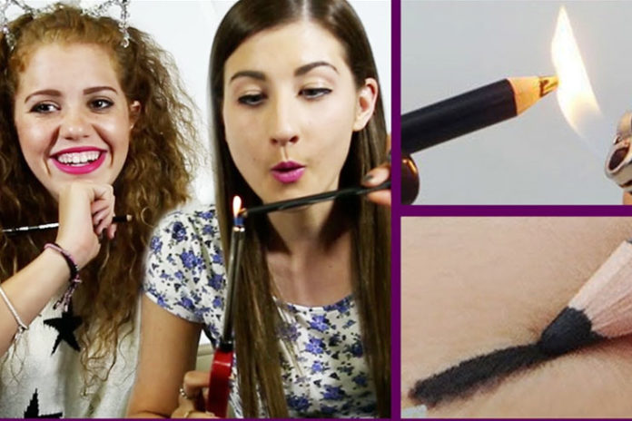 Make your own gel liner