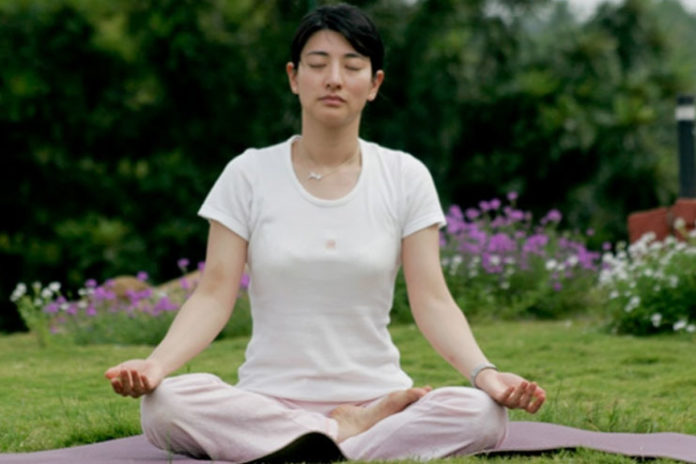 Padmasan Yogamudra I
