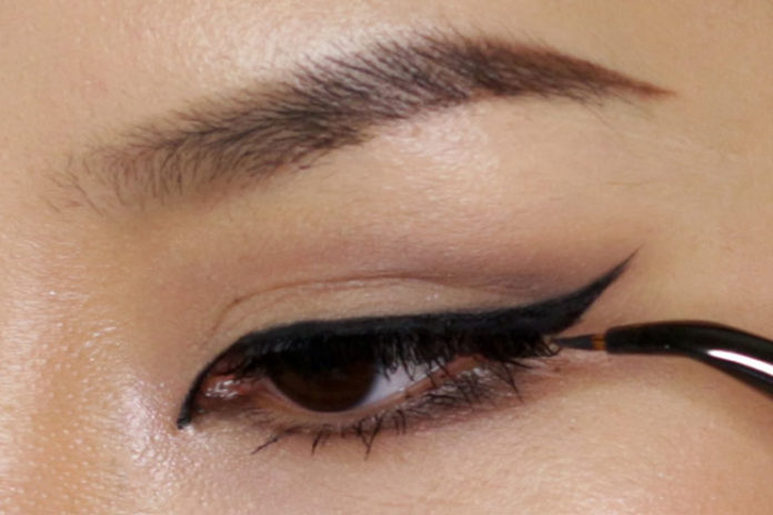 Try to thicken the liner