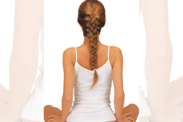 Stool exercise for back