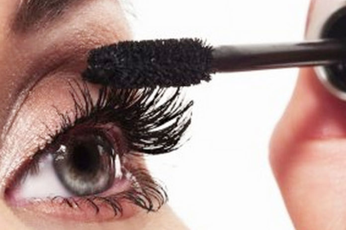 Add the mascara
