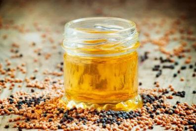Tips For Good Skin Using Mustard Oil