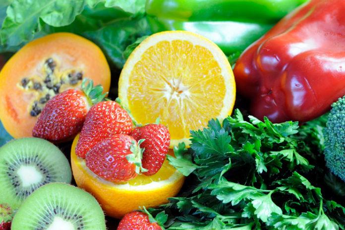 Eat plenty of vitamin C