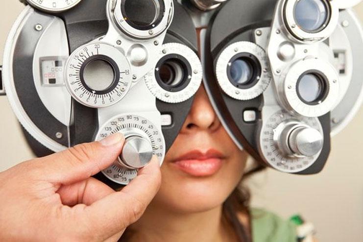 Get an eye test