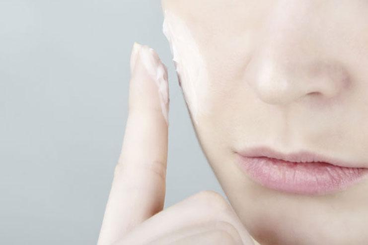 Treat brown skin spots