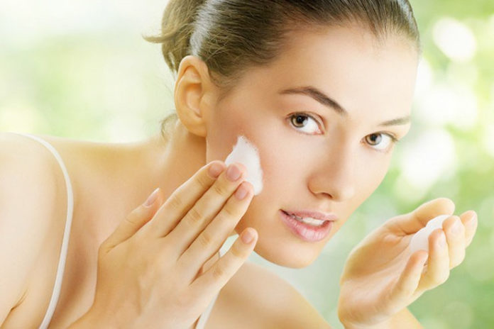 Excessive use of skin care products