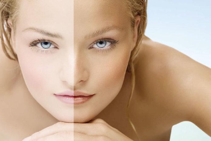 Helps balance skin tone