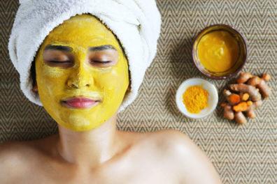 Turmeric Face Pack Beauty Tips