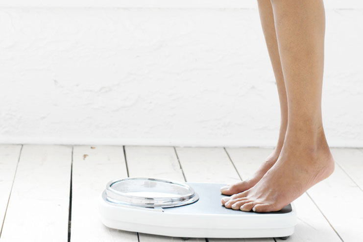 Exercise controls weight