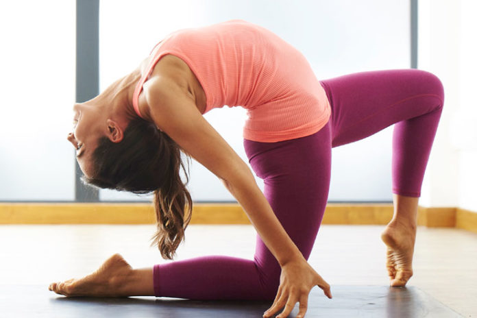 Easy-To-Do Yoga Poses For Weight Loss