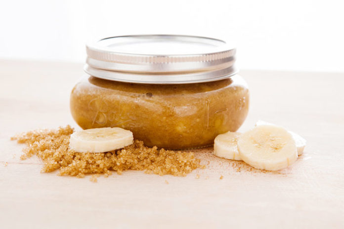 Banana As A Body Scrub