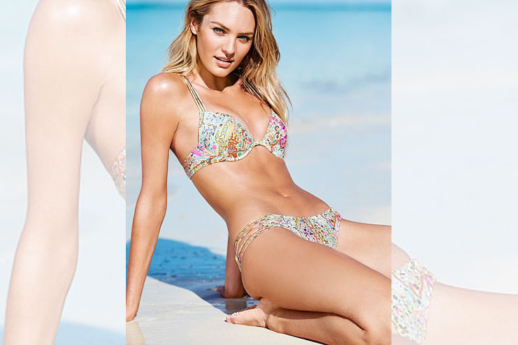 Floral Beach Wear