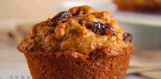 Mini Raisin Muffin