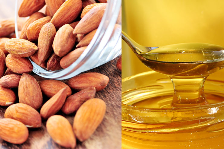 Almonds And Honey Face Mask