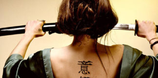 Spiritual Traditional Japanese Tattoos For Women