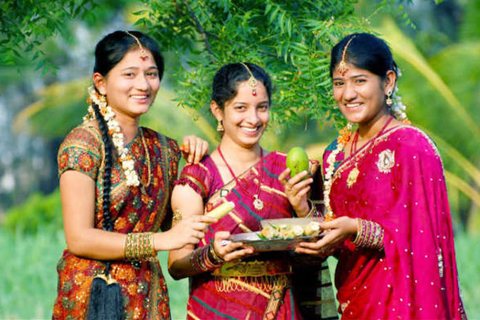 Ugadi Fashion Trends