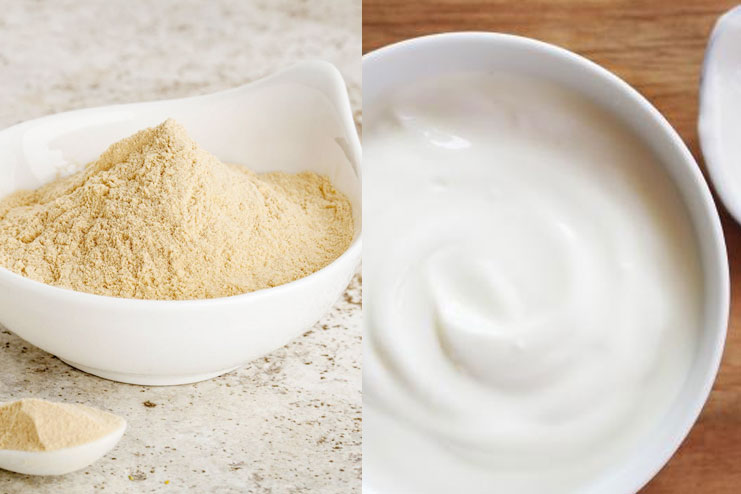 Yogurt And Fenugreek Hair Pack