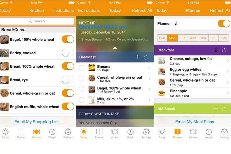 Diet Hero App