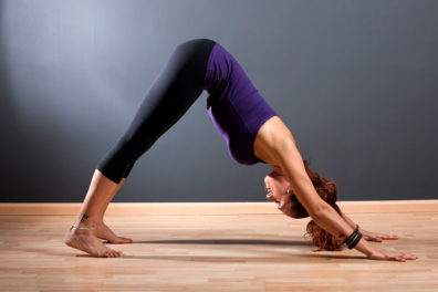 Adho Mukha Svanasana (Downward-Facing Dog Pose) For Arthritis