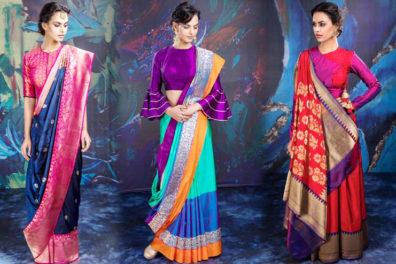 Different Types And Designs Of Banarasi Silk Sarees