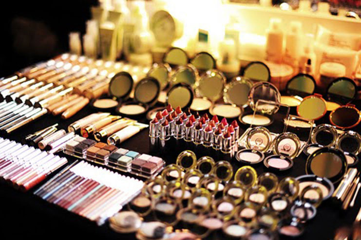 Organise Your Makeup