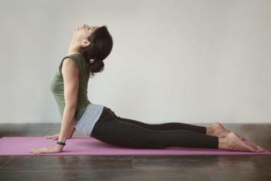 Effective Cobra Pose Or Bhujangasana For Back Pain