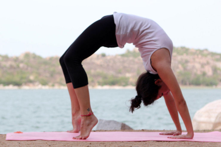 The Science Behind The Chakrasana Or Urdhva Dhanurasana