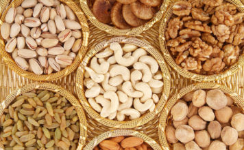 Nutritious Dry Fruits