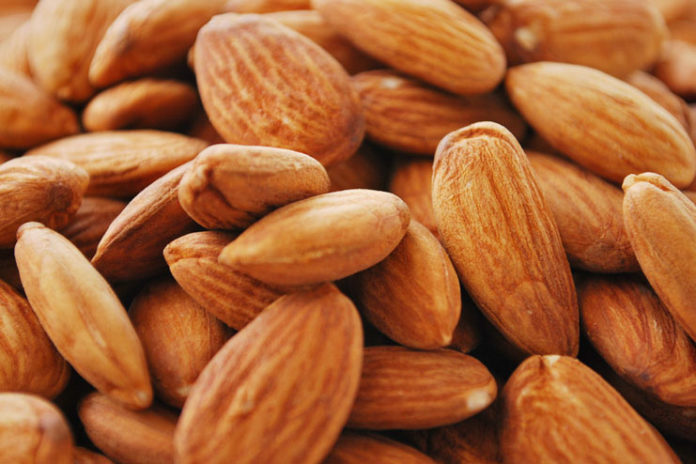 Badam Or Almonds