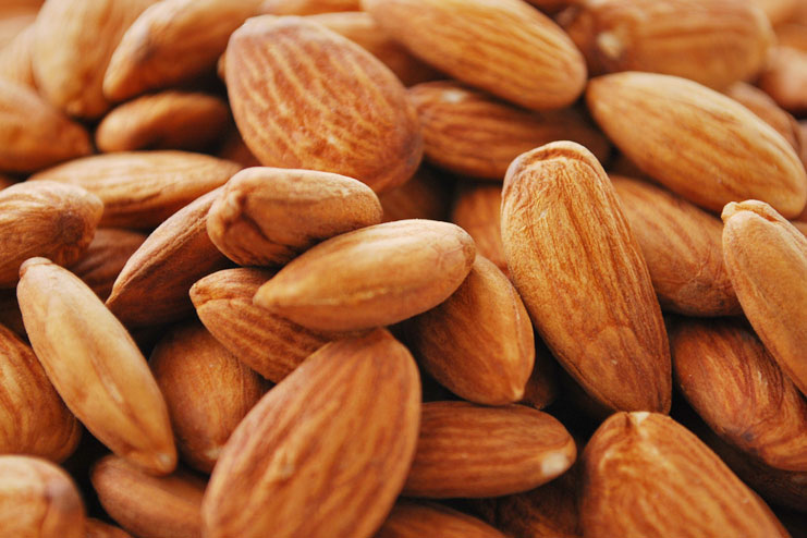 Badam Or Almonds