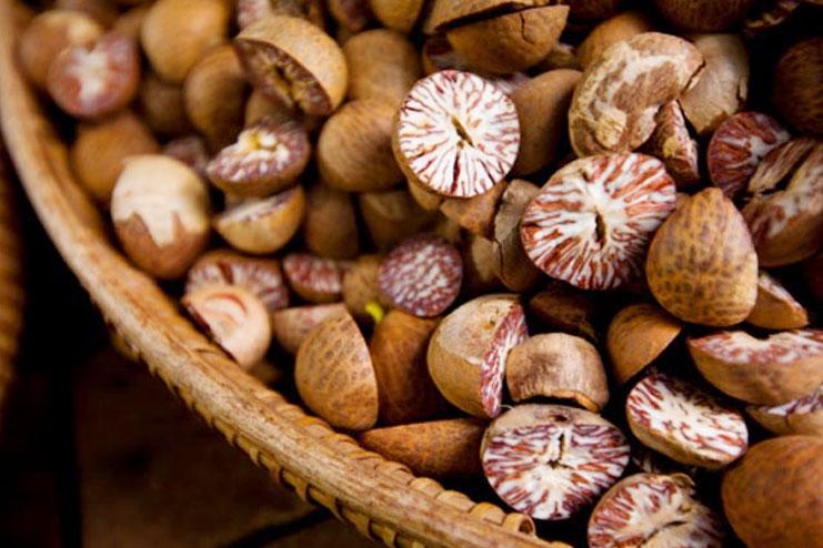 Supari Or Betel-nut