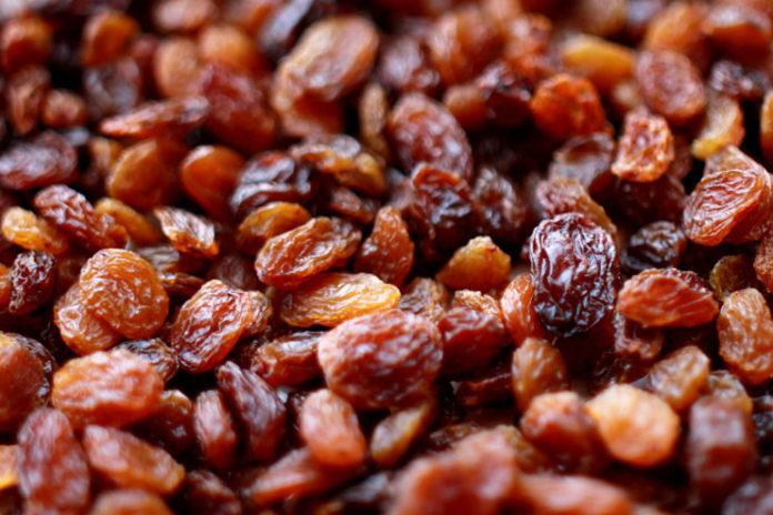 Kishmish Or Raisins
