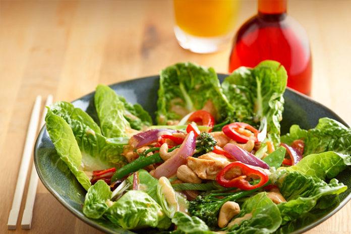 Salads To Increase Vegetable Intake