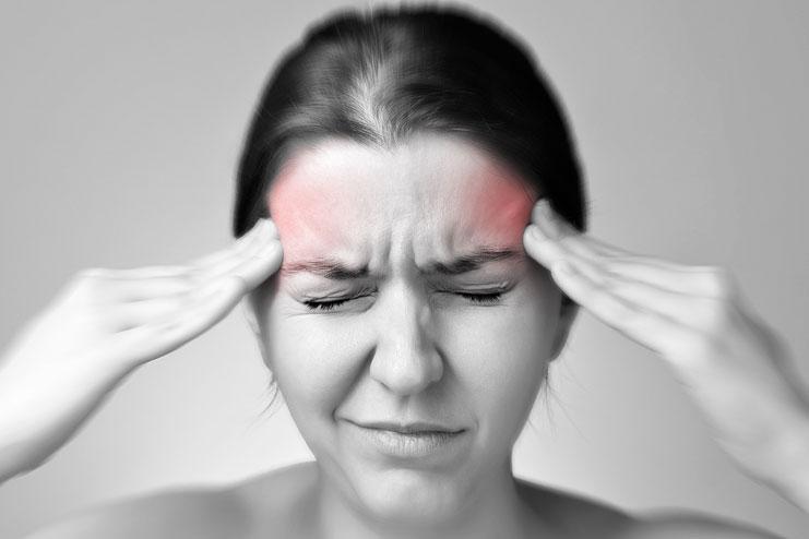 Relieves Migraines