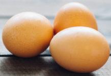Hair Mask Using Egg